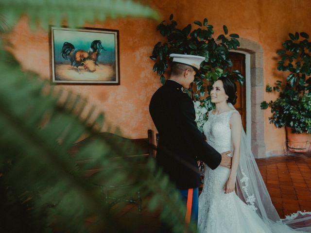 La boda de Ricky y Karem en Querétaro, Querétaro 31