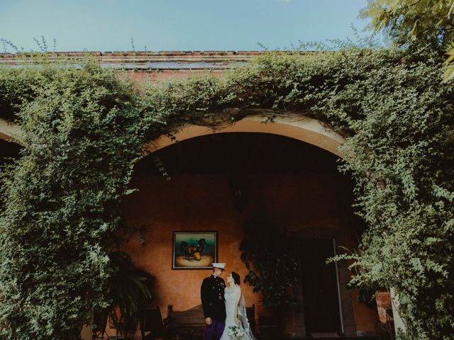La boda de Ricky y Karem en Querétaro, Querétaro 32