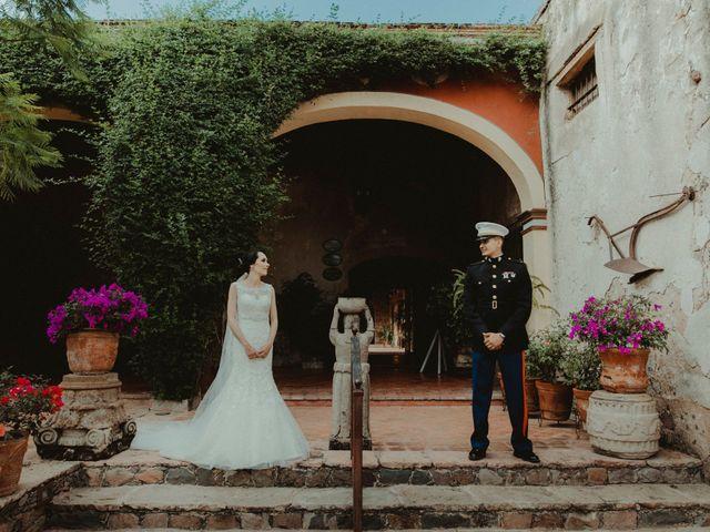 La boda de Ricky y Karem en Querétaro, Querétaro 34