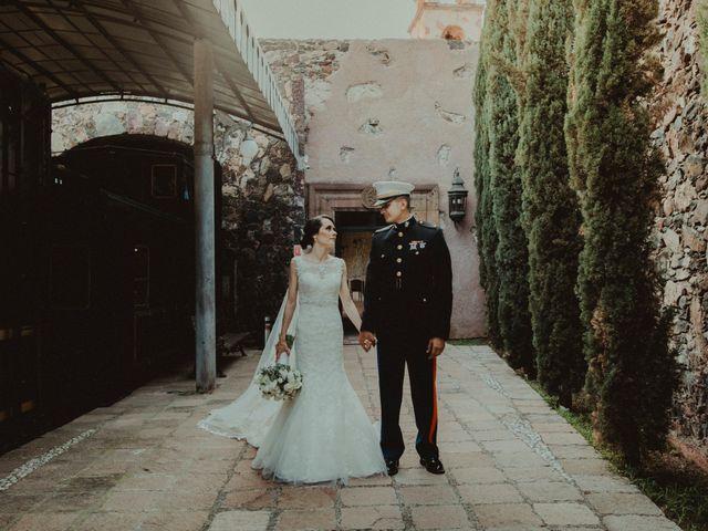 La boda de Ricky y Karem en Querétaro, Querétaro 35