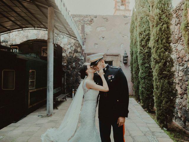La boda de Ricky y Karem en Querétaro, Querétaro 36