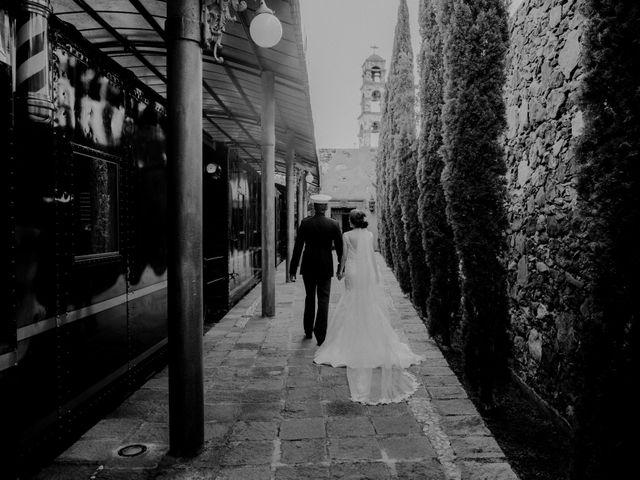 La boda de Ricky y Karem en Querétaro, Querétaro 42