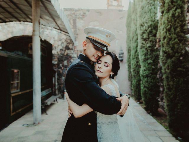 La boda de Ricky y Karem en Querétaro, Querétaro 43