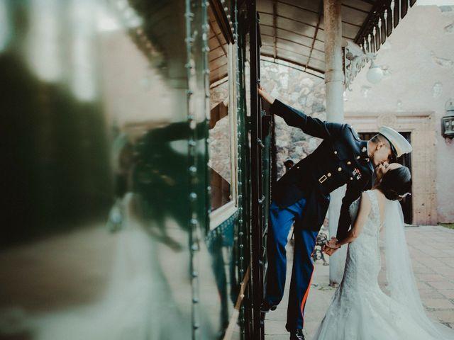 La boda de Ricky y Karem en Querétaro, Querétaro 45