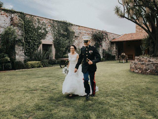 La boda de Ricky y Karem en Querétaro, Querétaro 48