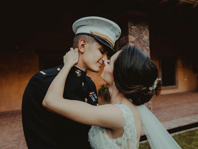 La boda de Ricky y Karem en Querétaro, Querétaro 49