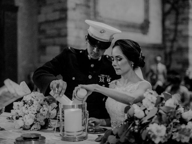 La boda de Ricky y Karem en Querétaro, Querétaro 58