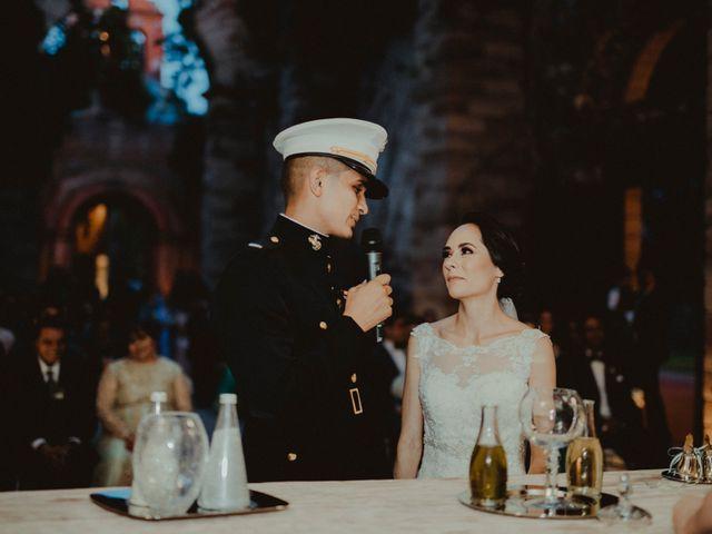 La boda de Ricky y Karem en Querétaro, Querétaro 60
