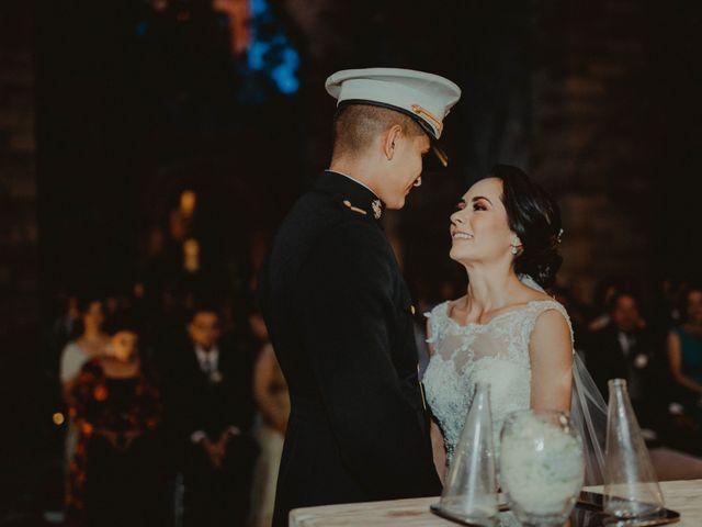 La boda de Ricky y Karem en Querétaro, Querétaro 61