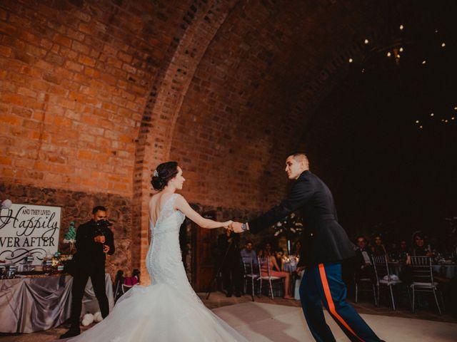 La boda de Ricky y Karem en Querétaro, Querétaro 77