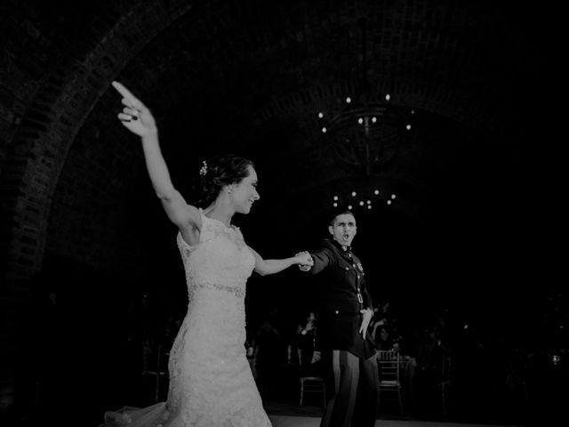 La boda de Ricky y Karem en Querétaro, Querétaro 78