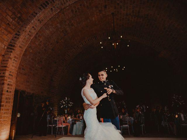 La boda de Ricky y Karem en Querétaro, Querétaro 79