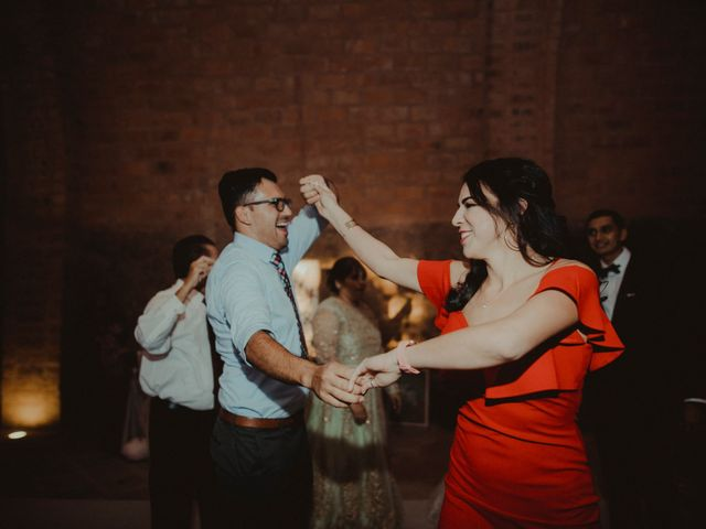 La boda de Ricky y Karem en Querétaro, Querétaro 85