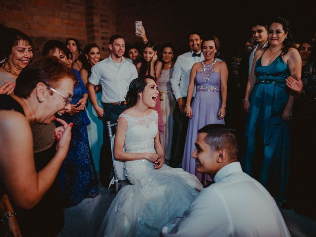 La boda de Ricky y Karem en Querétaro, Querétaro 94