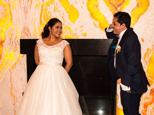 La boda de Berenice y Rodrigo