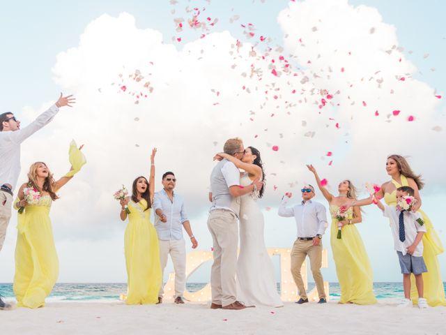 La boda de Jeannette y Will