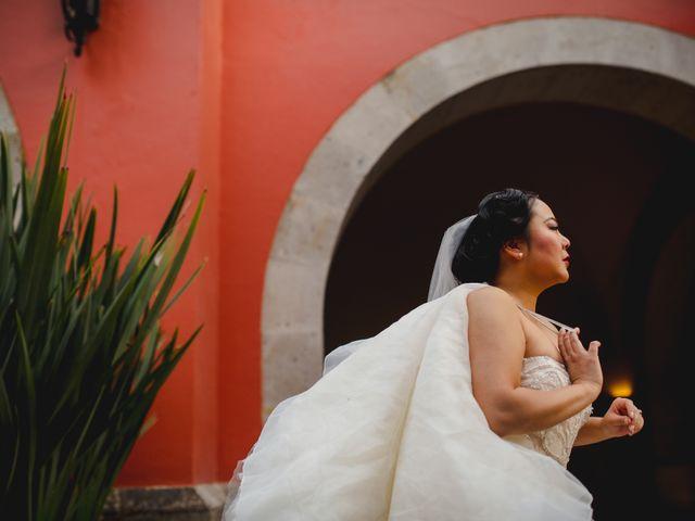 La boda de Miguel y Michelle en Tlajomulco de Zúñiga, Jalisco 13
