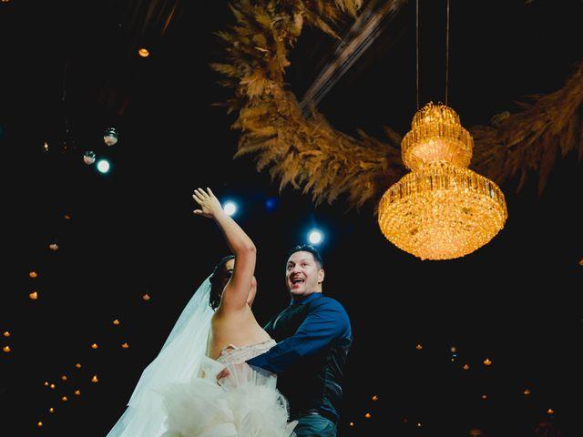 La boda de Miguel y Michelle en Tlajomulco de Zúñiga, Jalisco 21