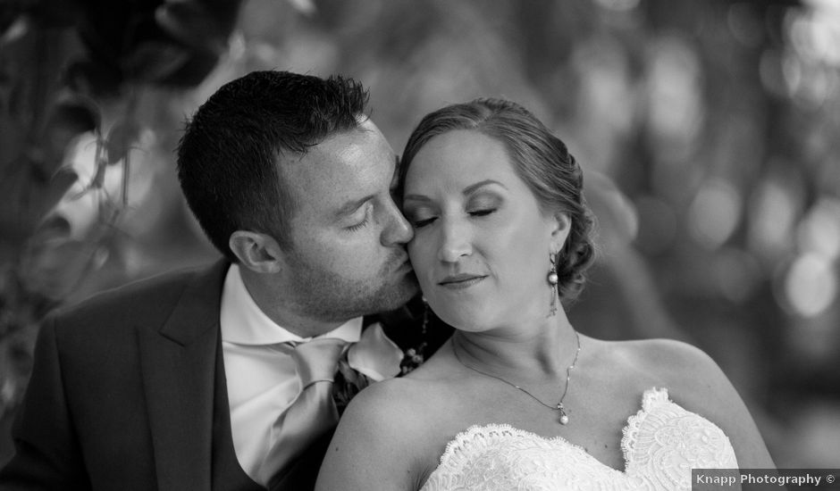La boda de Steve y Ginger en Ensenada, Baja California