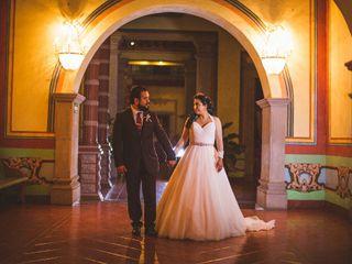 La boda de Fabiola y Rubén