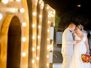 La boda de Karen Yulet y Ali Jehus