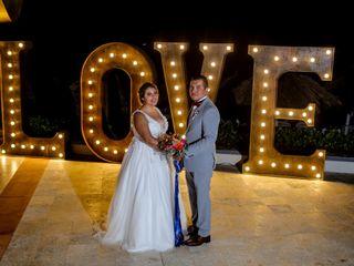 La boda de Karen Yulet y Ali Jehus 2