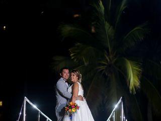 La boda de Karen Yulet y Ali Jehus 3