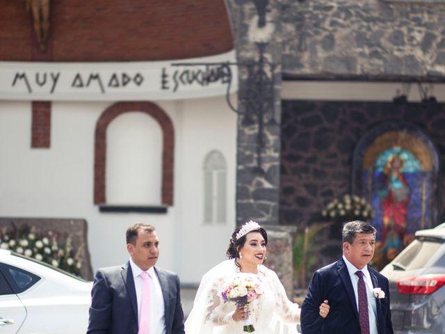 La boda de José María y Marisol  en Tlalpan, Ciudad de México 2