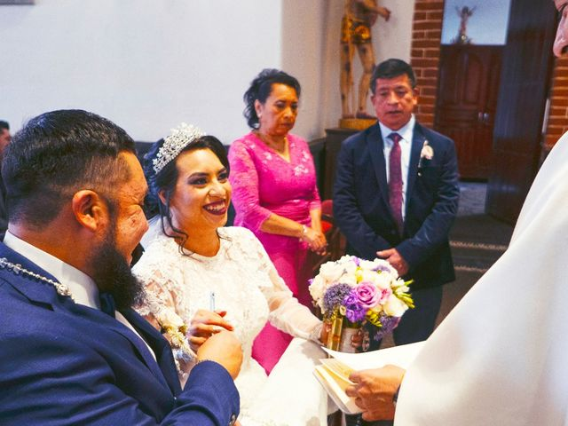 La boda de José María y Marisol  en Tlalpan, Ciudad de México 10