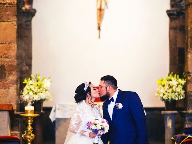 La boda de José María y Marisol  en Tlalpan, Ciudad de México 14