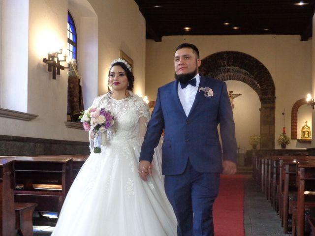 La boda de José María y Marisol  en Tlalpan, Ciudad de México 15