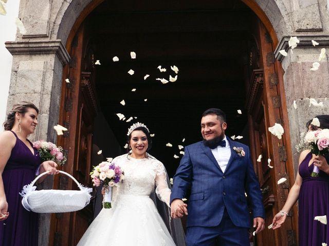 La boda de José María y Marisol  en Tlalpan, Ciudad de México 16