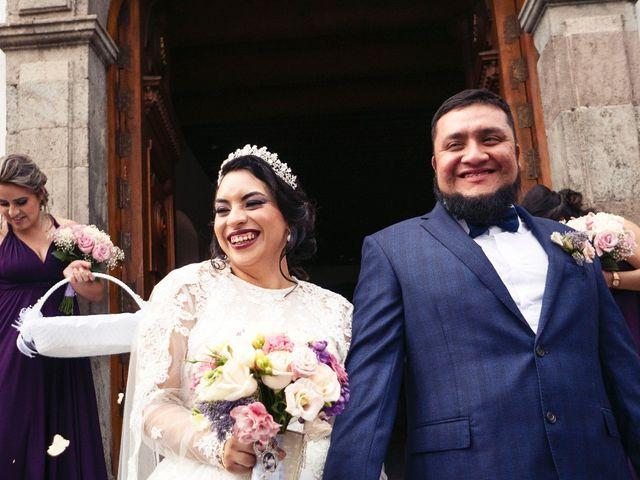 La boda de José María y Marisol  en Tlalpan, Ciudad de México 17