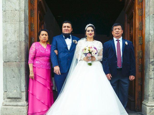 La boda de José María y Marisol  en Tlalpan, Ciudad de México 18