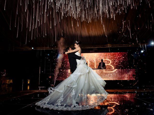 La boda de Benjamín  y Marisol
