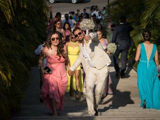 La boda de Azucena y Jorge 1