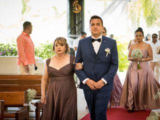 La boda de Azucena y Jorge 2