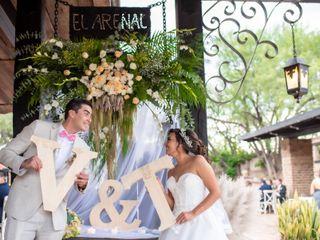 La boda de Valeria y Mauricio