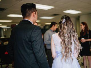 La boda de Allison y Chiriz 1