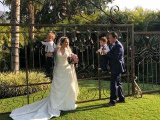 La boda de Ángela  y Daniel  1