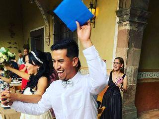La boda de Estefania  y Omar 1