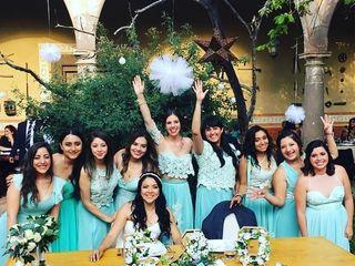 La boda de Estefania  y Omar 3