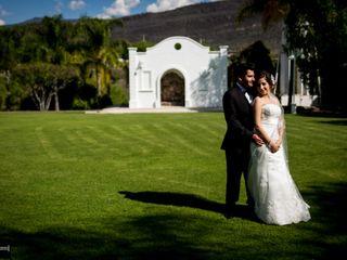 La boda de Eli y Diego