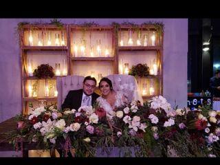La boda de Vianey y Alan
