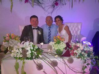 La boda de Monse y Carlos  2