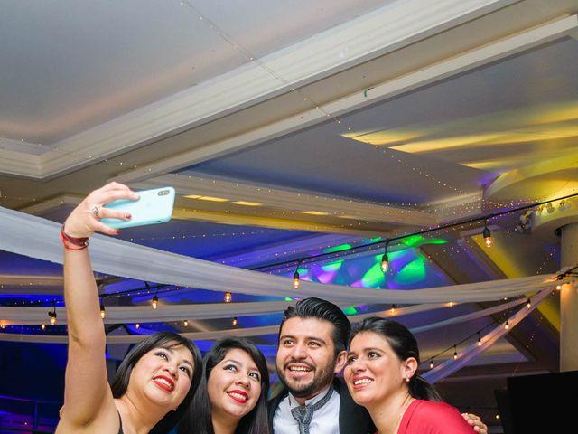 La boda de Ricardo y Ady en Zapotlán de Juárez, Hidalgo 28