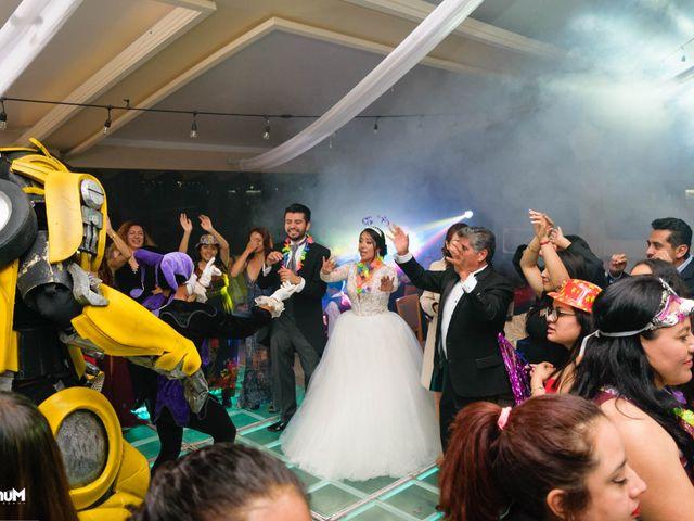 La boda de Ricardo y Ady en Zapotlán de Juárez, Hidalgo 47