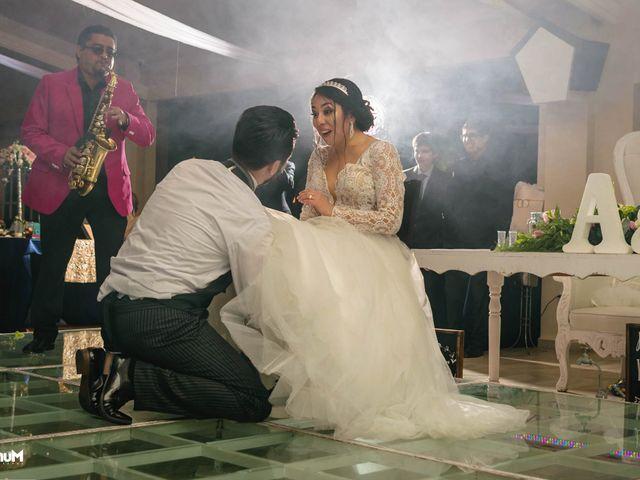 La boda de Ricardo y Ady en Zapotlán de Juárez, Hidalgo 50
