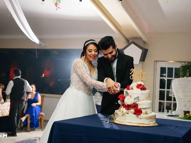 La boda de Ricardo y Ady en Zapotlán de Juárez, Hidalgo 54
