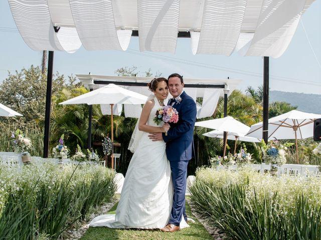 La boda de Ángela  y Daniel